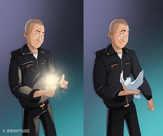Vén màn bí mật 9 trò ảo thuật kinh điển khó tin