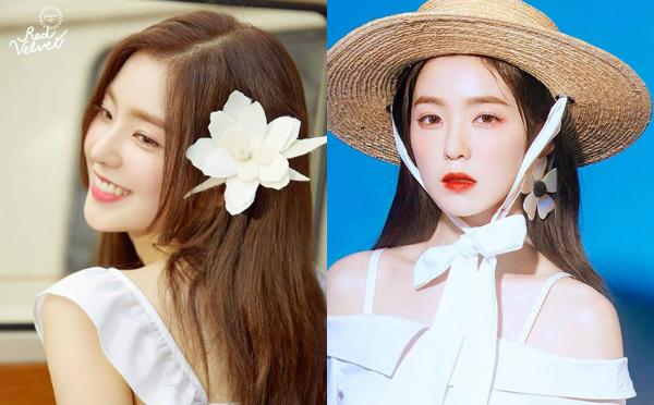 Visual của Irene gây sốt trong màn comeback mùa hè của Red Velvet.