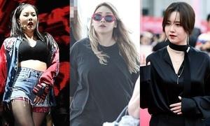 Những lần tăng cân mất kiểm soát của idol Kpop khiến fan 'tá hỏa'