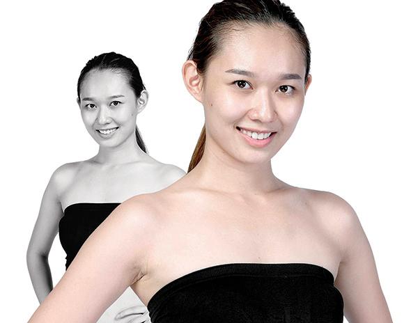 Nguyễn Thùy Linh từng lọt vào Top 10 Hoa hậu Việt Nam 2016.
