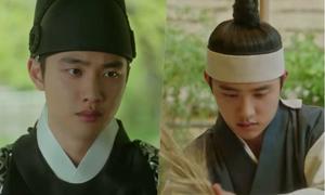 D.O (EXO) từ hoàng tử hóa thường dân ngốc nghếch trong phim mới