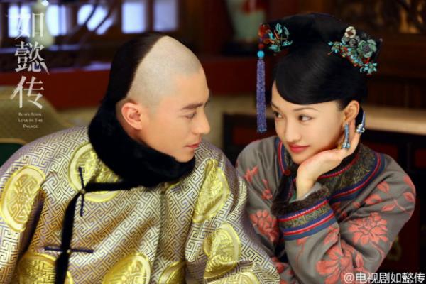 2 diễn viên chính của Như Ý truyện.