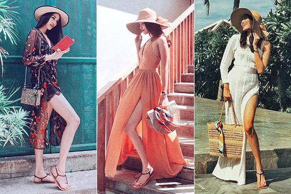 Sự thay đổi của Lan Khuê với phong cách ngày càng ngọt ngào mà vẫn sang chảnh nhận được nhiều ủng hộ từ người hâm mộ.