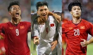 3 gương mặt tỏa sáng ở giải Tứ hùng, được chọn thi đấu Asiad 2018