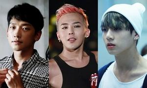 Điểm danh những mỹ nam có xương quai xanh quyến rũ nhất Kpop