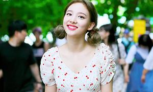 Chiếc váy 'ngọt như kẹo' được Na Yeon yêu thích nhất mùa hè