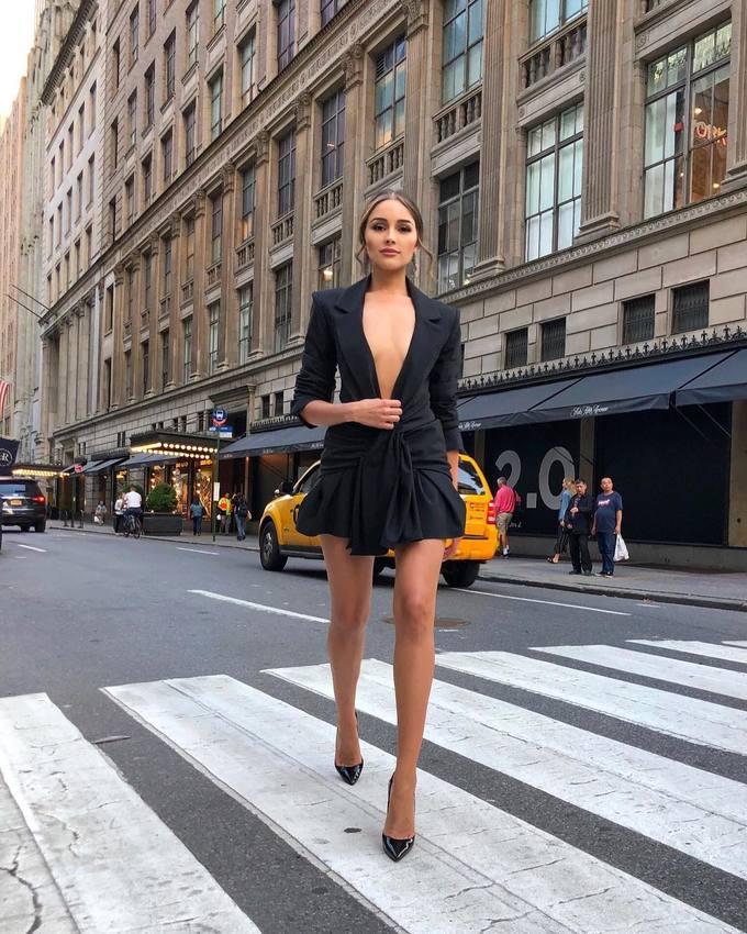 <p> Gia nhập SI, nơi đánh dấu sự nghiệp lừng lẫy của các chân dài đình đám như Tyra Banks, Heidi Klum.. vào đầu năm 2018, Olivia Culpo tập trung luyện tập vóc dáng để chuẩn bị cho những buổi chụp đồ nội y vào mỗi tuần.</p>