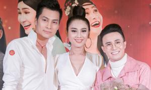 Lâm Khánh Chi 'làm loạn' khi xuất hiện trong parody của Huỳnh Lập