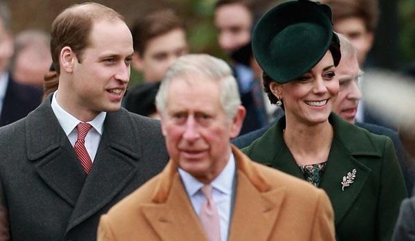 Mối quan hệ giữa Thái tử Charles và vợ chồngWilliam - Kate có nhiều tin đồn rạn nứt.