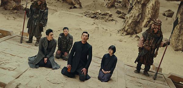 Thử thách thần chết 2 đang là bộ phim hot nhất màn ảnh Hàn.