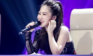 Hương Tràm được BTC dàn xếp loại khỏi ghế giám khảo vì bận lưu diễn?