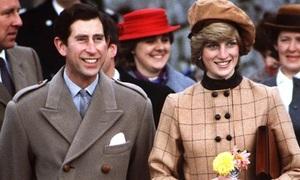Vì sao Thái tử Charles luôn bị lu mờ trước Diana?