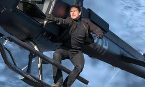 Top 10 cảnh hành động điên rồ nhất của Tom Cruise