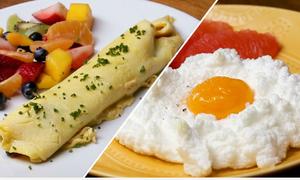 9 món trứng vừa ngon vừa dễ làm phổ biến nhất thế giới