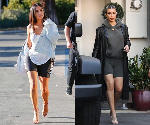 Những chiếc quần bó chẽn như Diana từng được xem là một món đồ nội y, chỉ dùng để mặc ở nhà, khi đi tập gym hay diện phía trong các kiểu váy ngắn. Tuy nhiên giờ đây nó lại được các It Girl mặc xuống phố giống như một món đồ thời trang.