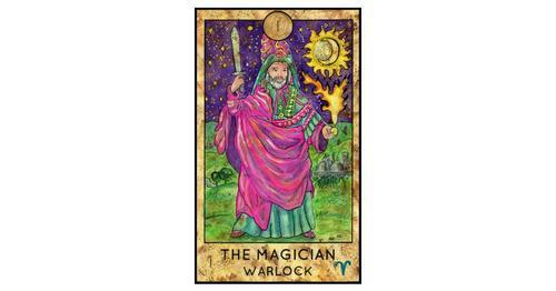 Bói vui: Lá bài Tarot nào phác họa chính xác bản ngã con người bạn? - page 2