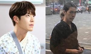 Kim Woo Bin lộ diện sau một năm ở ẩn để chữa bệnh ung thư