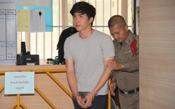 Nam diễn viên trẻ bị bắt giữ vì liên quan đến hành vi rửa tiền, lừa đảo.