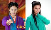Những mỹ nhân của Kim Dung bị 'hủy hoại' hình ảnh trên truyền hình