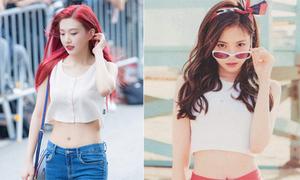 4 idol có vòng eo đáng mơ ước ở Kpop