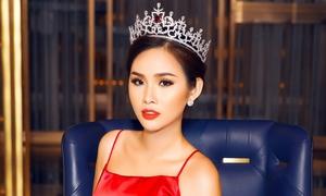 'Siêu vòng 3' Thanh Trang làm giám khảo Hoa Hậu các quốc gia 2018