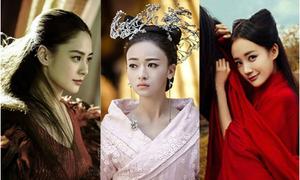 Nữ chính 'Diên Hy công lược' được loạt mỹ nhân làm nền trong phim mới