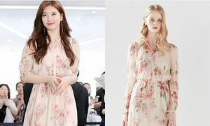 Thời trang thảm đỏ của Suzy - sang chảnh hết phần thiên hạ