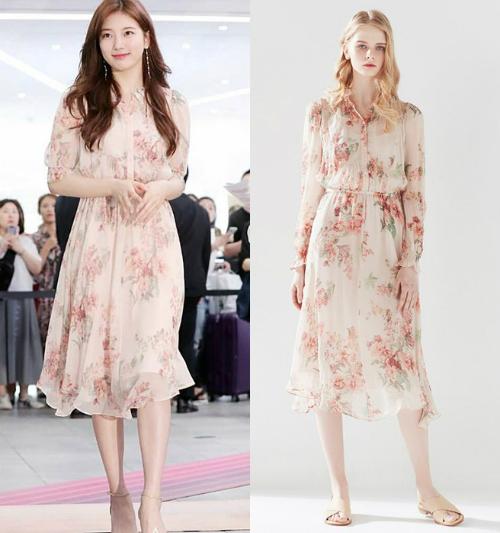 Thời trang thảm đỏ của Suzy - sang chảnh hết phần thiên hạ - 3