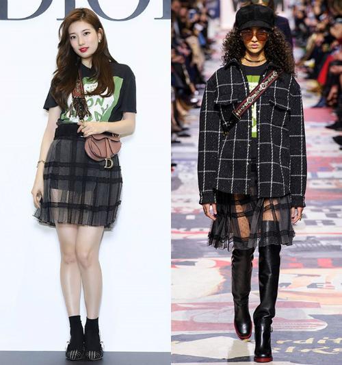 Thời trang thảm đỏ của Suzy - sang chảnh hết phần thiên hạ - 4