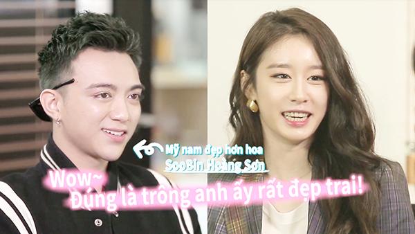 Soobin Hoàng Sơn và Ji Yeon