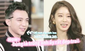 Soobin Hoàng Sơn: 'Tôi rất mến Ji Yeon'