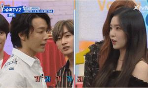 Dong Hae bị đánh giá là 'côn đồ' vì có hành động lạ với Irene