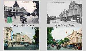 Hà Nội xưa và nay: Những vóc dáng từ 100 năm vẫn còn thấp thoáng