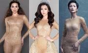 Mỹ Linh biến hóa sáng tạo khi diện lại váy của Hà Hồ, H'Hen Niê