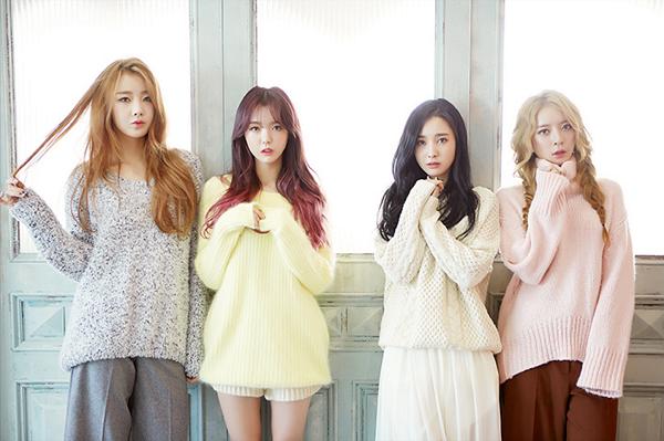 10 nhóm nhạc Kpop ngủ đông lâu tới nỗi fan chờ dài cổ - 3