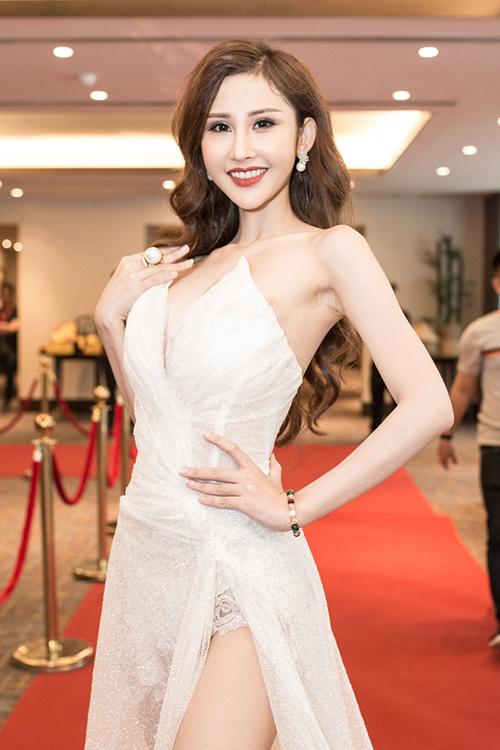 Hoa hậu châu Á thế giới 2018 Chi Nguyễn.