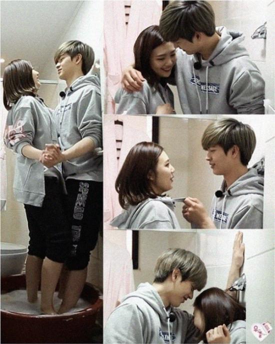 Sung Jae - Joy: Cặp đôi được các tin đồ We Got Married gán ghép bất chấp - 4