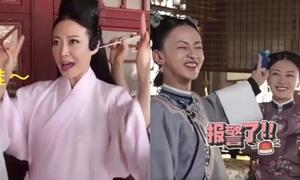 Hậu trường 'lầy lội' của dàn diễn viên 'Diên Hy công lược'