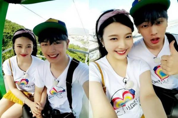 Sung Jae - Joy: Cặp đôi được các tin đồ We Got Married gán ghép bất chấp - 1