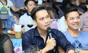 Việt Anh nằng nặc đòi đóng MV mới về Hà Nội của Tuấn Hiệp