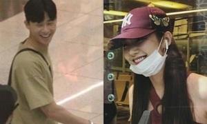 Bất chấp tin hẹn hò, Park Min Young - Park Seo Joon vẫn đi du lịch cùng nhau