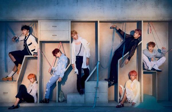 BTS tung loạt ảnh teaser với concept độc đáo cho album mới.