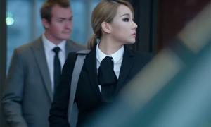 CL(2NE1) cực ngầu trong vai diễn điện ảnh đầu tay