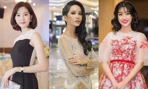 Dàn Hoa hậu Việt đổi tóc: Người được khen ngợi, kẻ bị chê 'già chát'