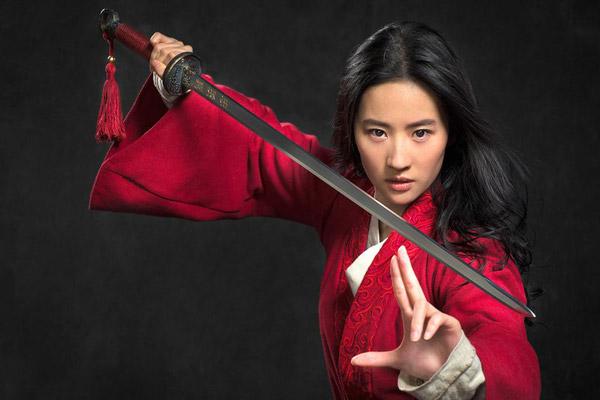 Hoa Mộc Lan của Lưu Diệc Phi được gọi là đậm chất Trung Quốc nhất.