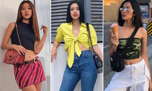 Street style 'chất như gái Tây' của sao, hot girl Việt tuần qua
