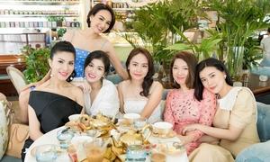 Dàn mỹ nhân Hoa hậu Du lịch đẹp mặn mà sau 10 năm