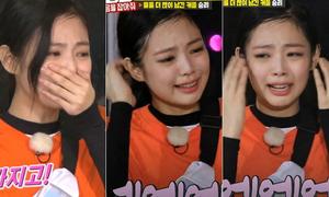 101 biểu cảm của Jennie (Black Pink) trong Running Man