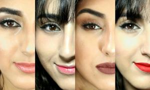 Sự khác biệt trong cách trang điểm của gái Mỹ, Ả Rập, Hàn Quốc và Pháp