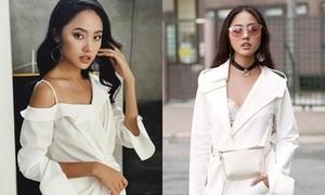 Style 'chất như nước cất' của đại diện Việt Nam thi Siêu mẫu châu Á